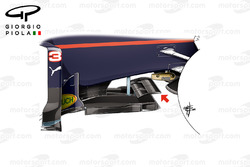 Red Bull RB12: Splitter
