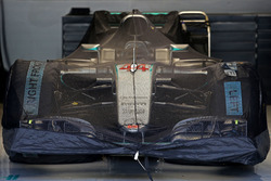Mercedes AMG F1 W07 Hybrid van Lewis Hamilton