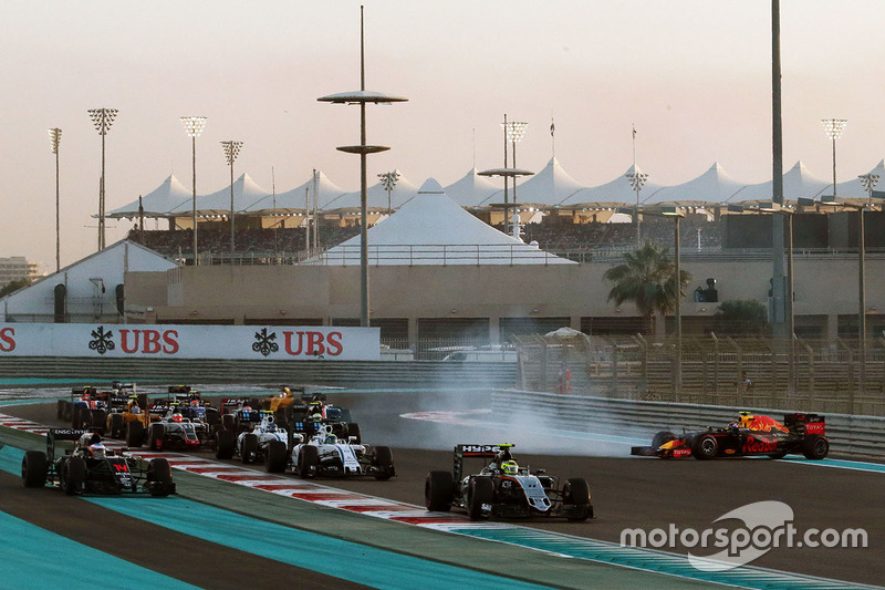 21/21: Grand Prix van Abu Dhabi: P4