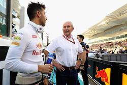 Спортивный консультант Red Bull доктор Хельмут Марко