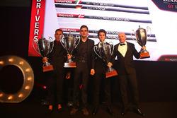 2016 Sprint Cup Silver Cup pilotlar, Nicolaj Moller Madsen, Luca Stolz, Michele Beretta