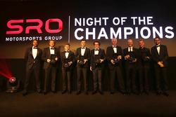 2016 Blancpain GT Series winners