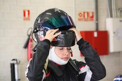 Marta García, Testing Navarra