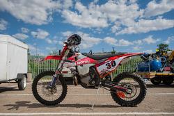 Мотоцикл Стюарта Грегори