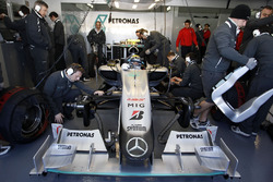 Nico Rosberg, Mercedes AMG F1 - Valencia 2010