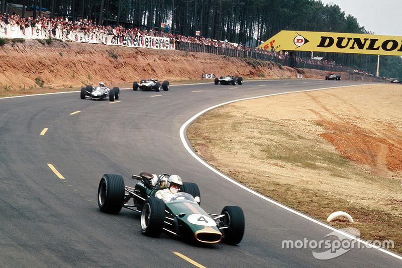Denny Hulme, Brabham BT24 Repco