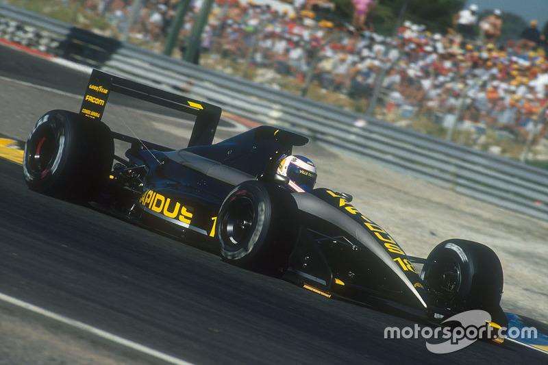 Yannick Dalmas (1987-1994)