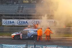 Daniel Sordo, Hyundai i20 New Generation WRC, rottura del turbo