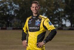 Presentación Facundo Ardusso Renault Duster Dakar Team