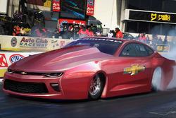 Pro Stock Chevrolet Camaro unveiling