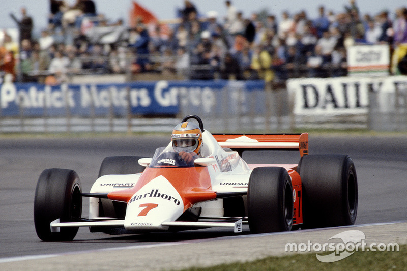 McLaren Cosworth MP4/1 (1981-1982)