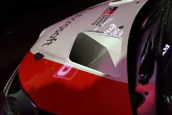 Toyota Racing, Toyota Yaris WRC 2017, detail