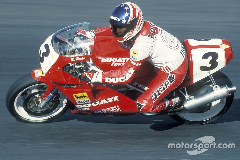 Raymond Roche, Ducati