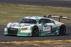 #29 Montaplast by Land-Motorsport, Audi R8 LMS GT3: Connor de Phillippi, Christopher Mies