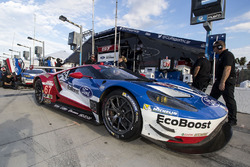 #67 Chip Ganassi Racing Ford GT: Ryan Briscoe, Richard Westbrook, Scott Dixon