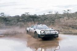 Bjorn Waldegaard, Hans Thorszelius, Lancia Strato
