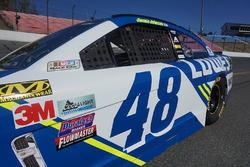 Jimmie Johnson, Hendrick Motorsports Chevrolet 2017