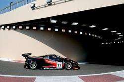 #11 Kessel Racing, Ferrari 488 GT3: Michael Broniszewski, Giacomo Piccini, Davide Rigon