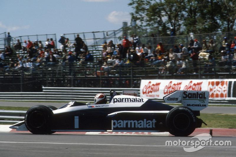 #9: Nelson Piquet, Brabham BT53, Kyalami 1984: 1:04,871