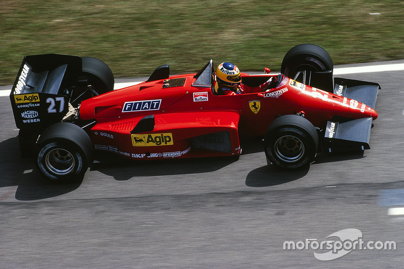 Michele Alboreto - 3 galibiyet