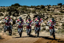 Team Honda HRC Rally