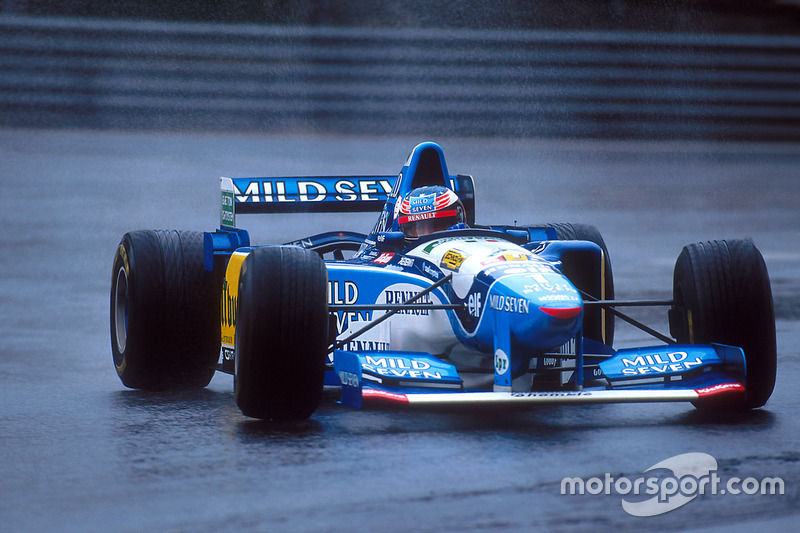 Michael Schumacher, Benetton (1995)