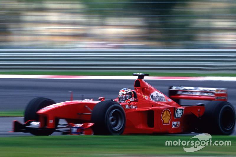 22. Malasia 1999, Ferrari F399