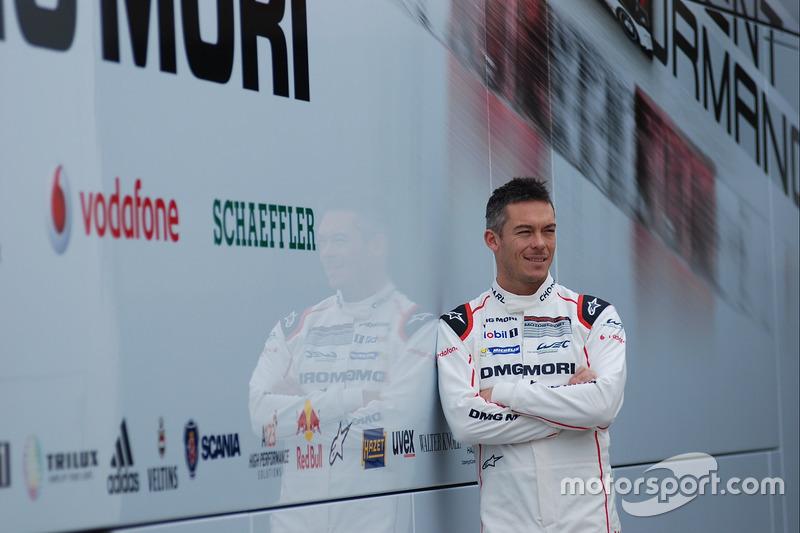 7. Андре Лоттерер, WEC, Porsche