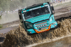 #500 Team De Rooy Iveco: Герард де Рой, Моі Торраллардона, Дарек Родевальд