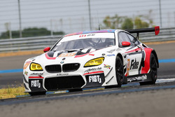 #90 FIST-Team AAI BMW M6 GT3: Jesse Krohn, Akira Iida, Tom Blomqvist