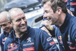 Stéphane Peterhansel, Peugeot Sport, Sebastien Loeb, Peugeot Sport