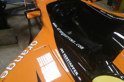 Arrows A21 chassis 06 te koop
