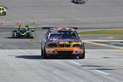 #71 MP2B BMW M3 driven by Sebastian Carazo & Brian Ortiz of TLM USA, #131 FP1 Norma M20FC CN driven by Max Koebolt & Jan Heyler of LMP Motorsports