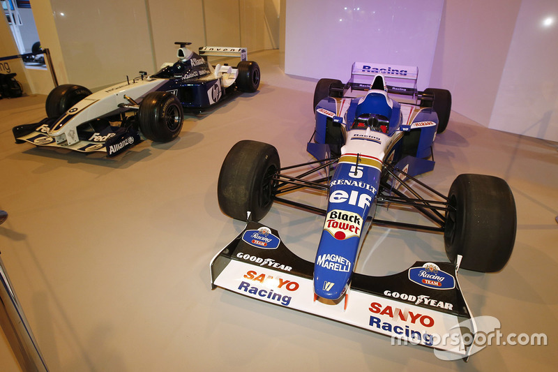 L'exposition Williams Racing