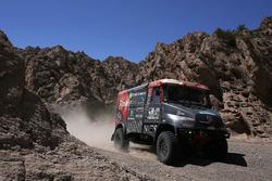 №538 Bonver Dakar Project Tatra: Альберт Льовера, Чарли Готлиб и Яромир Мартинец