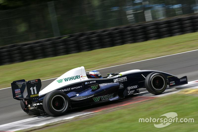 2008: Formel Renault 2.0