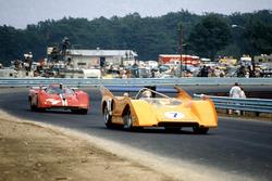 Peter Revson, McLaren M8F-Chevrolet