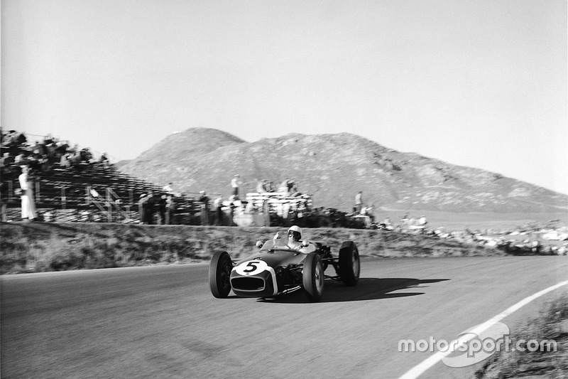 1960: Stirling Moss (Lotus 18-Climax)