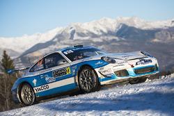 Ромен Дюма и Жиль де Тюркхайм, Porsche 911 GT3 RS