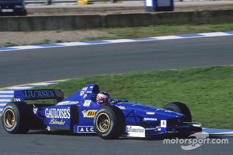 Шіндзі Накано, Prost JS45