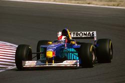 Johnny Herbert, Sauber C16