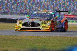 #75 SunEnergy1 Racing Mercedes AMG GT3: Боріс Саід, Кенні Хабул, Маро Енгель, Трістан Вотьє