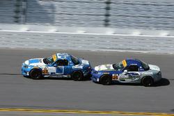 #27 Freedom Autosport, Mazda MX-5: Robby Foley, Britt Casey Jr.; #25 Freedom Autosport, Mazda MX-5: Chad McCumbee, Stevan McAleer