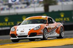 #65 Murillo Racing, Porsche Cayman: Brent Mosing, Tim Probert, Justin Piscitell