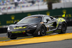 #2 Automatic Racing/VOLT Racing, McLaren GT4: Alan Brynjolfsson, Chris Hall