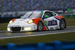 #54 CORE autosport Porsche 911 GT3R: Джон Беннет, Колін Браун, Нік Йонссон
