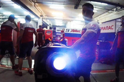 Pruebas Ducati en Sepang