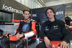 Leandro Mercado, IodaRacing Team