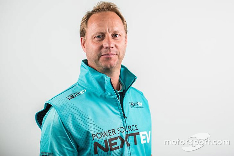 Gerry Hughes, NextEV team principal