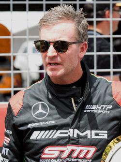 #22 STM / HTP Motorsport, Mercedes AMG GT3: Craig Baird